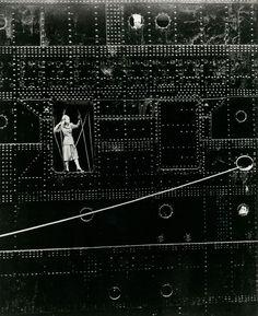 """""""Bill Brandt, The Queen Elizabeth, 1946 """""""