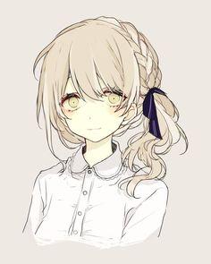 Marvelous Learn To Draw Manga Ideas. Exquisite Learn To Draw Manga Ideas. Kawaii Anime Girl, Anime Art Girl, Anime Girls, Anime Girl Cute, Fanart, Manga Girl, Anime Style, Desu Desu, Wie Zeichnet Man Manga