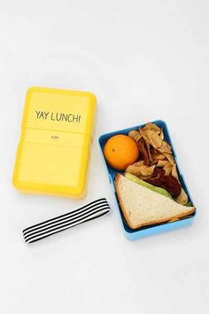 Banded Lunch Box - Urban Outfitters