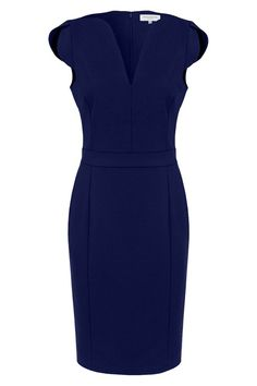 Lolo Stretch Classic Dress - French Connection