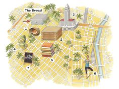 Make a Day Of It: Downtown L.A. and the Broad Museum