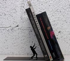 Falling Books Bookend – $14