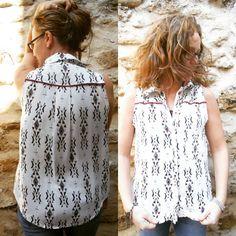 ROME version chemise par @lucki_l