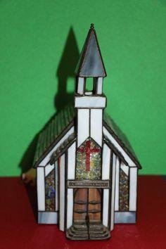Forma VitrumVitreville Community Church stained glass chapel house by Bill Job