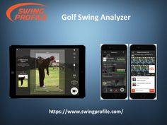 Swing Profile is hands free automatic Golf Swing Analyzer Software which robotically identifies your golf swing, and then plays back your golf swing video in slow motion after the shot to assist you analyze the shot. The Artificial Intelligence Analysis Software of Swing Profile is exclusive in the market. Golf Swing Analyzer, Golf Training, Artificial Intelligence, Swings, Plays, Software, Profile, Hands, Create