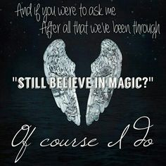Magic - Coldplay♪