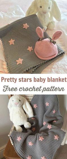Crochet How To: Free Baby Blanket Afghan Beginner Pattern ...
