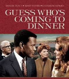 Sidney Poitier, Spencer Tracy, and Katherine Hepburn..Come on, Crazy talent!