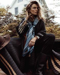 www.pegasebuzz.com   Andreea Diaconu by Benny Horne for Vogue Spain, october 2015
