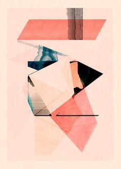 Abstract composition 660 / 2015Fine art print - 60 x 84 cm www.jesusperea.com