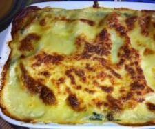 Recette Lasagnes saumon épinard (variante) par Emelida - recette de la catégorie Pâtes & Riz