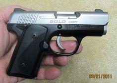 Kimber Solo 9mm Subcompact