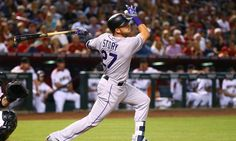 Rockies' rookie Trevor Story likely out rest of season