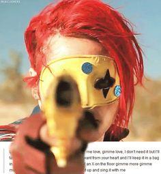 my chemical romance wallpaper killjoys Gerard Way, Emo Bands, Music Bands, Mcr Band, My Chemical Romance Wallpaper, Hollywood Undead, Mikey Way, Black Parade, Killjoys