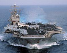 USS Theodore RooseveltCVN-71104.600 tấnNimitzChạy bằng năng lượng hat nhân25 tháng 10 1986
