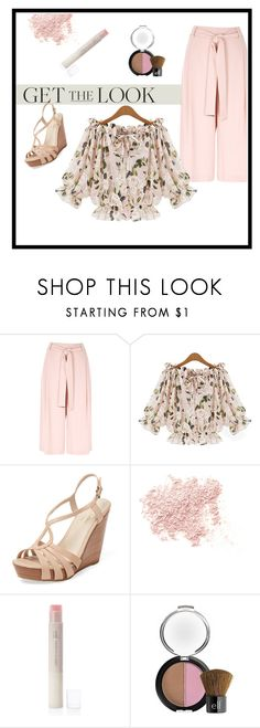 """Week End!"" by patricia-dimmick ❤ liked on Polyvore featuring River Island, Seychelles, Bare Escentuals, e.l.f. and GetTheLook"