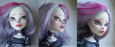 Catrine Demew OOAK monster high by PixieLify