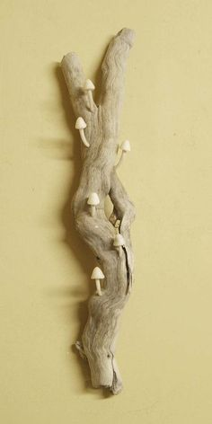 How's this for gorgeous mood lighting.. Magical Mushrooms Wall Mounted Shroom and by StairLodgeSupplies, $80.00