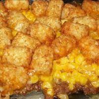 Tater Tot Hot Dish 29663 | BigOven