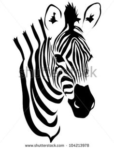 Zebra on a white background. Free vector illustration . All Free Download Vector Graphic Image from category Animal. Design by Shmector.com. File format available Eps, Ai & Cdr.  Vector tagged as      africa, african, Animals, Clipart Horse Head, hoof, horse, Horse head, Horse Head Clip Art, Horse Head Clip Art Free, Horse Head Clipart, illustration,