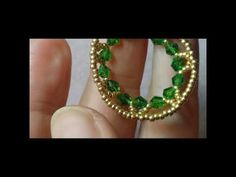 Beading Jewelry, Beaded Earrings, Pearl Necklace, Diy Tutorial, Diy And Crafts, Jewelry Making, Pendants, Chain, Beads