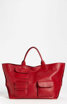 Marni Leather Tote available at #Nordstrom