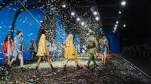 What role do fashion runways play in the Internet age? Medical Technology, Fashion Videos, People Like, Ecommerce, Runway Fashion, Internet, Clouds, Age, Trends