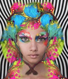 Colors...just grows on me - made by Irene Bonnevie Obias-Sanchez with Bazaart #collage