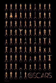 Best movie Oscars through Oscar's 85 year history #Oscar # ampas #movie