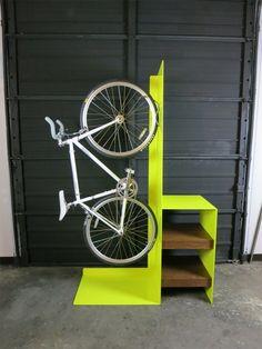 The Commuter bike rack, designed bySarabi Studioin collaboration with Urbanspace Interiors