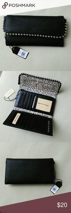 NWT Max Studio Wallet Brand new! Max Studio Bags Wallets