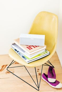 Grab and go. Big Jambox by Jawbone. Photography by Laure Joliet.