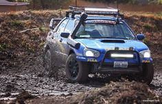 Lifted, Rally Prepped, or Just Plain Dirty Subarus?? Mud Pit & Gravel Stage Inside!! - Page 194 - NASIOC