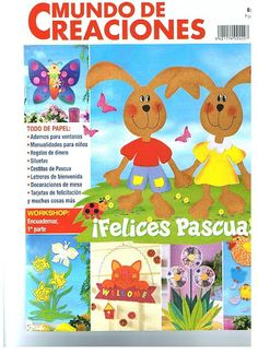 MANUALIDADES - Baules - Picasa Web Albums Easter Crafts, Crafts For Kids, Arts And Crafts, Diy Crafts, Spring Crafts, Decoration, Cross Stitch, Album, Techno