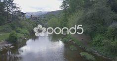 Rio Manso de La Cumbresita, Cordoba Argentina - Stock Footage | by BucleFilms