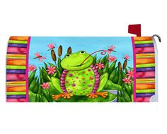 TheFrogStoreMailboxCover - this one is VERY Cute!  My Daughter In Law, Melissa would LOVE this one.