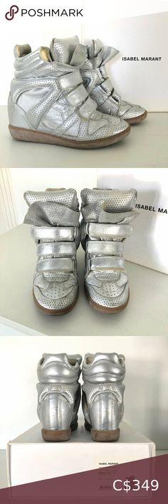 Argent or Caché Talon Compensé Haut Top Baskets Bottes Baskets à Lacets Chaussures Taille