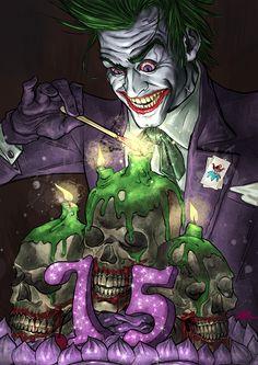 75 years of Joker by Kid-Eternity
