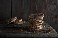 Mandel-Zimt-Cookies / ihana