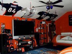 1000 Images About Denver Broncos Man Caves On Pinterest