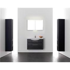 Aspen badrumsmöbler Tidan