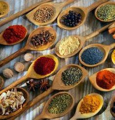 #Spezie ed #erbe aromatiche.  Scopri il loro potere di prevenzione su http://www.culturaincucina.it/prevenire-il-cancro-con-erbe-aromatiche-e-spezie/
