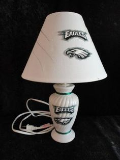 NFL Philadelphia Eagles LED Desk Lamp by The Memory Company ...