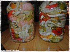 NAKLÁDANÝ HERMELÍN-UTOPENCI Baby Sewing, Mason Jars, Foods, Food Food, Food Items, Mason Jar, Glass Jars, Jars