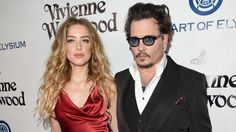 Amber Heard files for divorce from Johnny Depp three days after his mother dies, TMZ says.