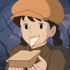 Castle In The Sky, Old Anime, Anime Art, Pom Poko, Note Doodles, Ghibli Movies, Animation, Cartoon Icons, Iconic Movies