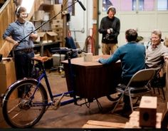 """Pedal Powered Talk Show"""