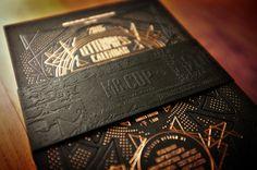 Letterpress : 2016 Letterpress calendar Copperplate edition