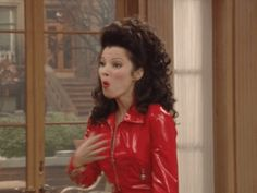 New trending GIF on Giphy. shocked the nanny fran drescher fran fine nanny… Nana Fine, Fran Fine The Nanny, Fran Drescher, Fashion Tv, Fashion Movies, Bob Mackie, Twiggy, Miss Fine, Fran Fine Outfits