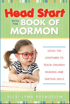 The top 50 words from the Book of Mormon can teach a child to read!   People can't believe how young my children learned to read and how good their reading is, this is how three of my children learned to read, and bonus, they have a great love for the gospel.  ♥.  The one thing I did right!